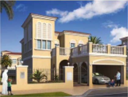 Townhouses in Jumeirah Park - Images 01