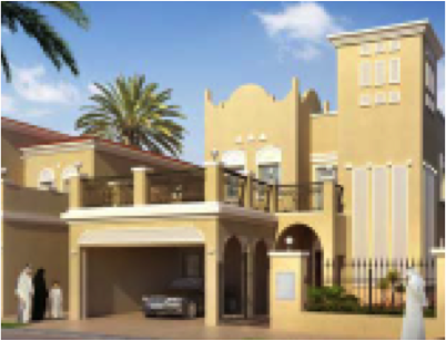 Townhouses in Jumeirah Park - Images 02