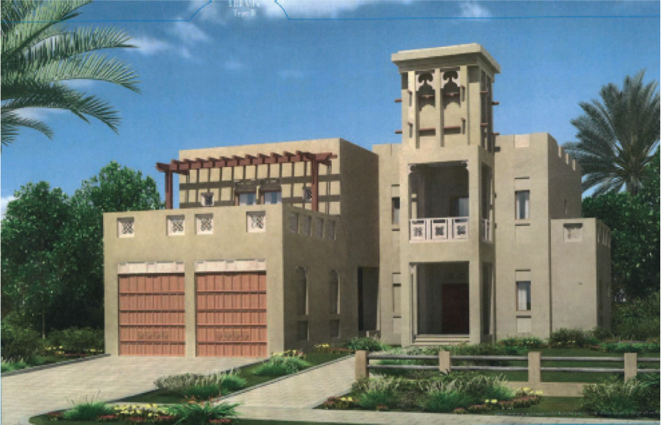 Villa in Al-Furjan - Image 01